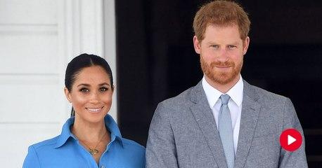 Día 1 en la vida post realeza de Harry y Meghan. ¿Y ahora qué?