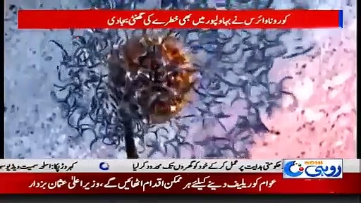 Watch Full Coronavirus Coverage   Coronavirus Also Sounded Alarm In Bahawalpur