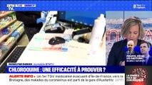 Chloroquine: une efficacité à prouver ? - 01/04