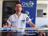 Prise de parole du 1er avril - Docteur Nicolas Desseigne, SAMU - Prise de parole - TL7, Télévision loire 7