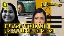 Sumukhi Suresh on Pushpavalli Season 2 and the Lockdown