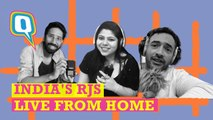COVID-19 Lockdown: How Are Our Fave RJs Working From Home? | The Quint