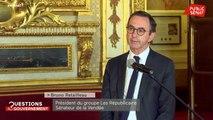 Chloroquine : « Je n'ai jamais demandé sa généralisation » rappelle Bruno Retailleau