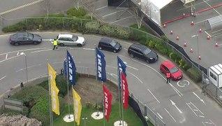 North London Ikea becomes coronavirus test centre