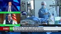 Coronavirus: Une commande française de masques détournée et achetée cash par les Américains en Chine juste avant l'embarquement pour la France - L'avion qui devait venir en France est finalement parti aux US