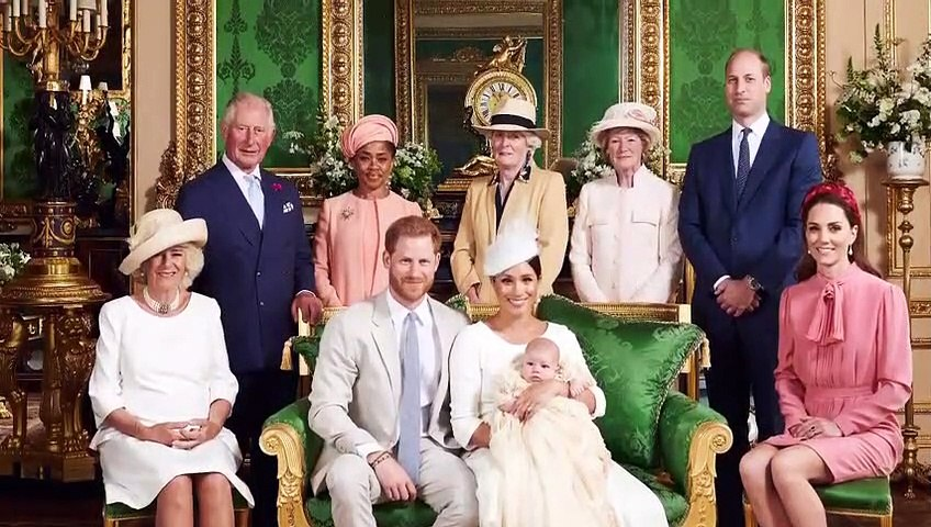 Meghan Markle - Royal Christening Lies - The shocking TRUTH - more LIES