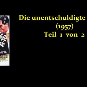 Die unentschuldigte Stunde (1957) Teil 1 von 2