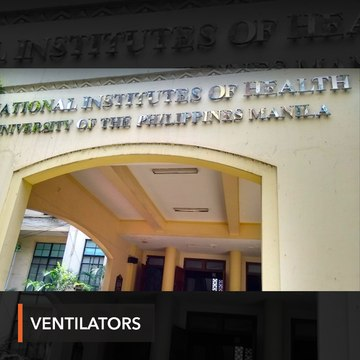 U.P. scientists making ventilators – DOH