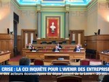 À la une :  La CCI inquiète pour les entreprises ligériennes / Les initiatives solidaires se multiplient / Hommage à Pape Diouf -  Le JT - TL7, Télévision loire 7