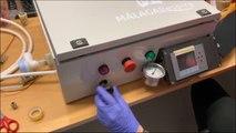 La Universidad de Málaga hace pruebas para producir 300 respiradores