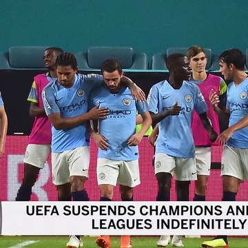 UEFA Suspends Champions League And Europa League Indefinitely