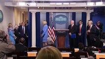 Coronavirus outbreak- UUs president donald Trump invokes Defense Production Act (DPA)