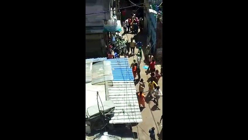 इंदौर: डॉक्टरों पर पथराव का खौफनाक वीडियो आया सामने, पीड़िता डॉक्टर ने दिया बयान