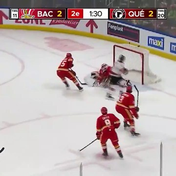 QMJHL Saves of the Month - March