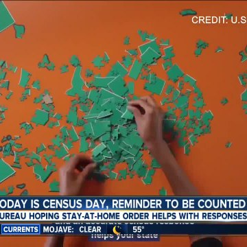 It's Census Day across the country
