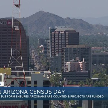 April 1, 2020 is Arizona Census Day