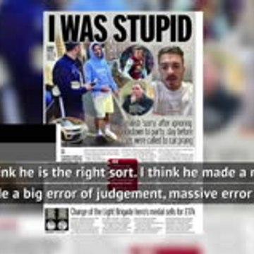 Grealish made a massive error of judgement - Andy Gray