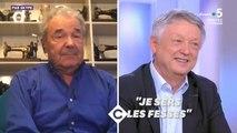 """Face au coronavirus, Pierre Perret  """"serre les fesses"""""""