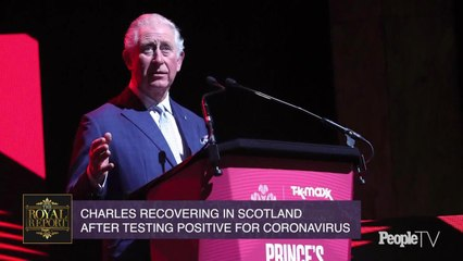 After a 'Mild' Case of Coronavirus, Prince Charles Is Out of Self-Isolation