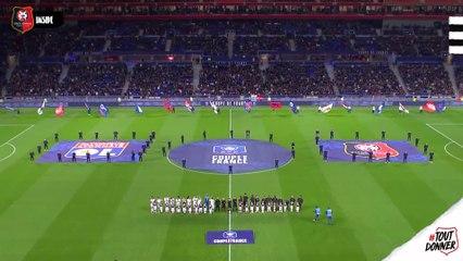 Retour sur la demi-finale de Coupe de France 2019