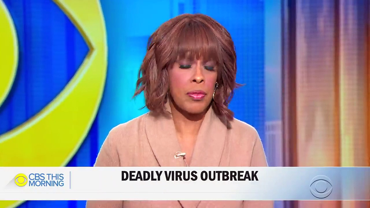 Breaking News Officials worry deadly coronavirus in China could sp