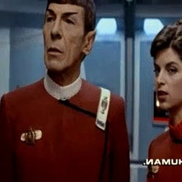 Star Trek II - The Wrath of Khan - Part 01