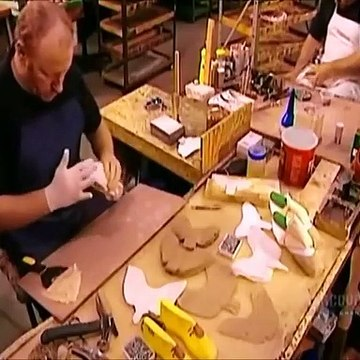 How It's Made - Ballet Slippers