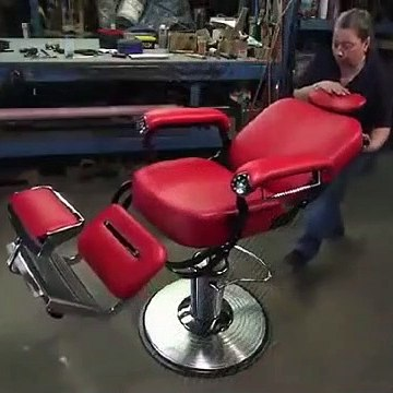 How It's Made - Barber Chairs