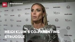 Heidi Klum's Current Issue