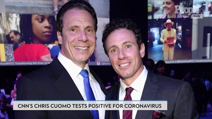 CNN Host Chris Cuomo, Brother of New York Gov. Andrew Cuomo, Tests Positive for Coronavirus