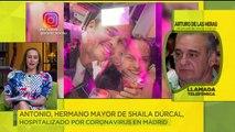 ¡Hijo de Rocío Dúrcal se encuentra hospitalizado en España por coronavirus! | Ventaneando