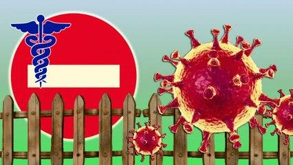 Anny Versini, Jean-Marc Versini - Faut lutter contre le virus (Clip officiel)