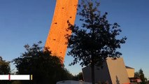 This Insane Climbing Wall Can Be Found In Netherlands