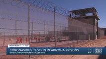 Coronavirus testing in Arizona prisons