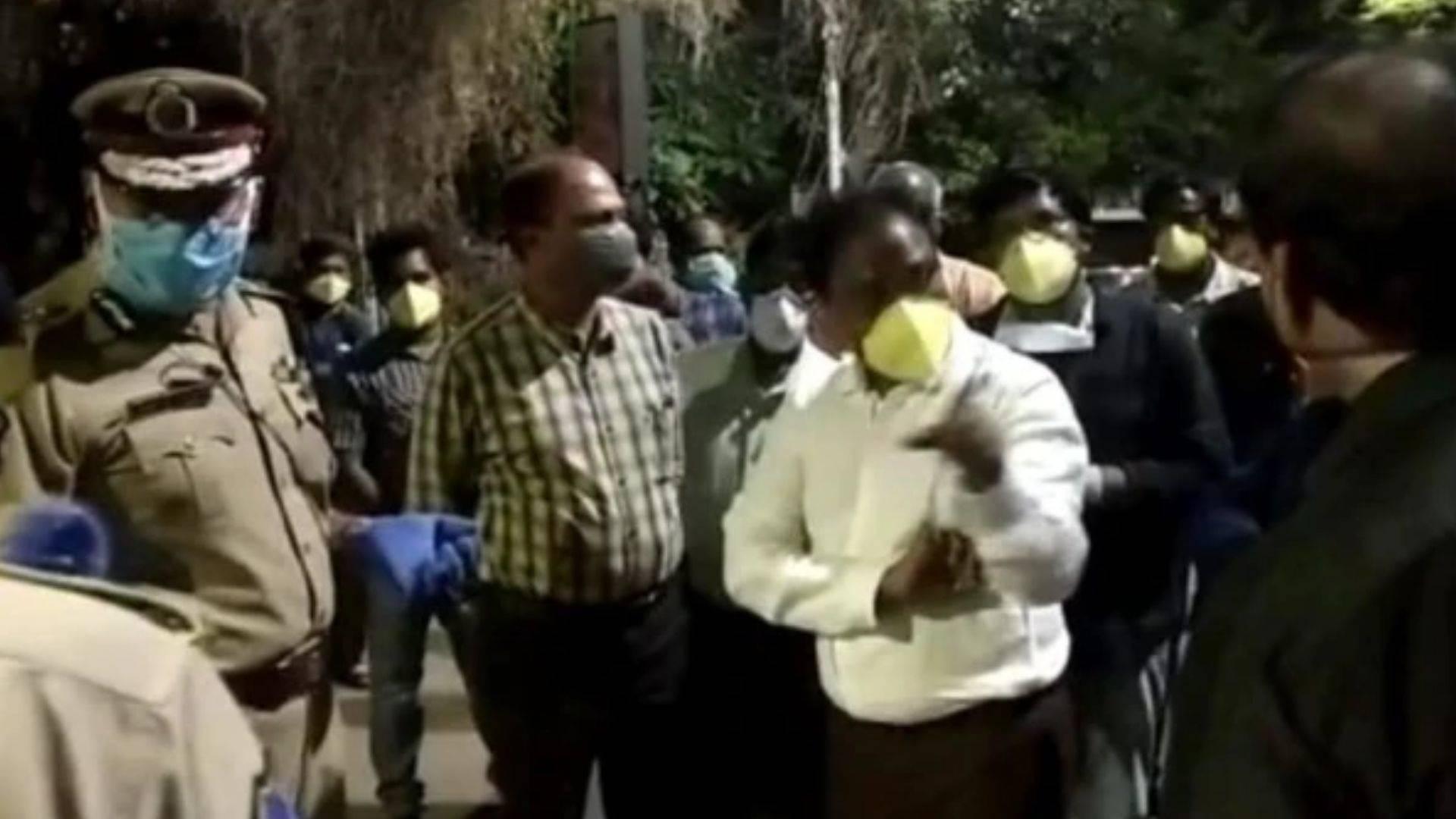 Top 50 News: Coronavirus patient attacks doctor in Hyderabad