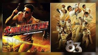Akshay Kumar And Ranveer Singh's Sooryavanshi And 83 In BIG Trouble, Suffer LOSS?