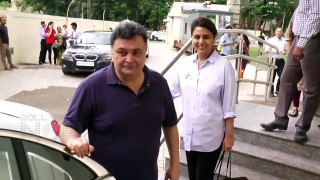 Rishi Kapoor THREATENS Fans In Public, Warns Them Not To Pass Personal Comment