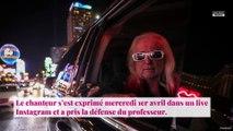 Didier Raoult : Michel Polnareff prend sa défense