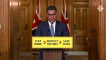Alok Sharma gives latest government coronavirus update