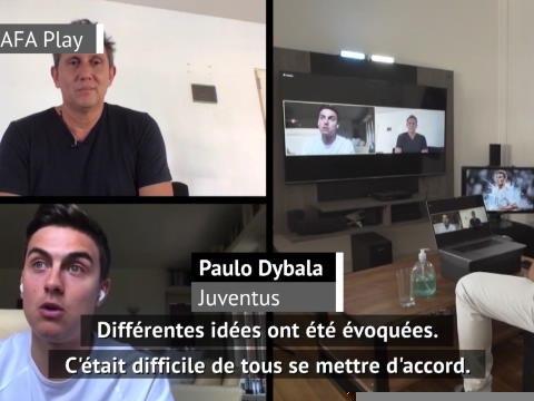 """Juventus - Dybala : """"Quatre mois sans salaire ? C'était difficile de se mettre d'accord"""""""