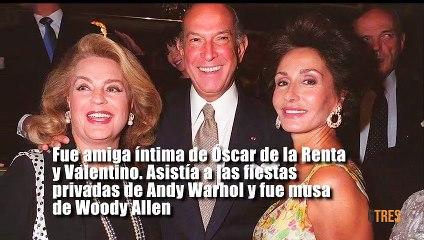 Naty Abascal, icono de la moda y sinónimo de elegancia, cumple 77 años