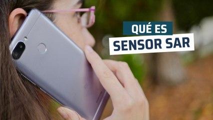 ¿Qué es sensor SAR?