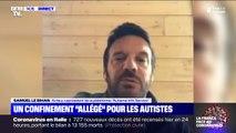 """""""Autsime Info Service"""": depuis le début du confinement, Samuel Le Bihan, acteur et coprésident de la plateforme, a constaté """"quatre fois plus d'appels"""""""