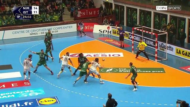 #USAM RESUME J12LIDLSTARLIGUE USAM Nîmes Gard / Istres Provence Handball