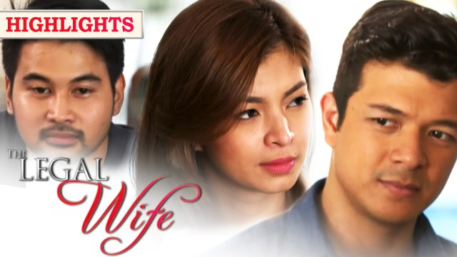 Monica, pinigilan ang galit ni Adrian kay Javi | The Legal Wife
