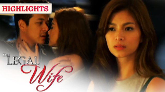 Adrian at Nicole, 'di napigilan ang damdamin para isa't isa | The Legal Wife