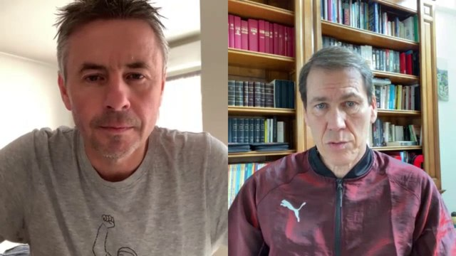 Rudi Garcia raconte à Olivier Tallaron comment il vit cette période de confinement