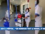 ASH à l'hôpital :