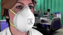 Videografik: So funktionieren Atemschutzmasken