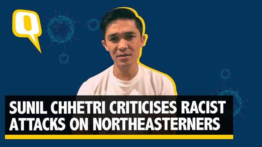 Sunil Chhetri Takes On Racism Against Northeasterns Amid COVID-19